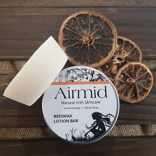 Airmid Beeswax Lotion Bar