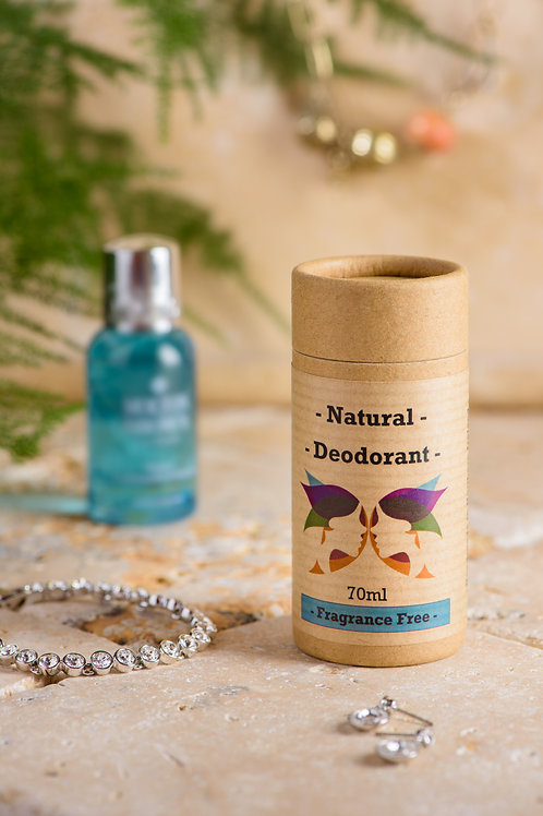 Fragrance Free 40ml