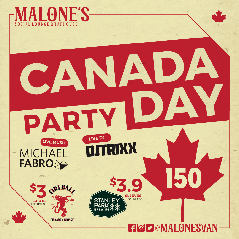 Canada Day Party