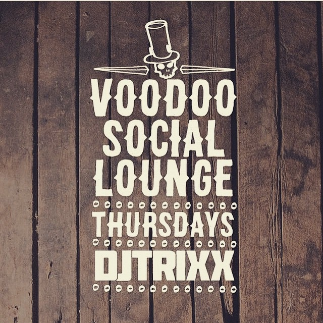 VooDoo Social Lounge Thursday's