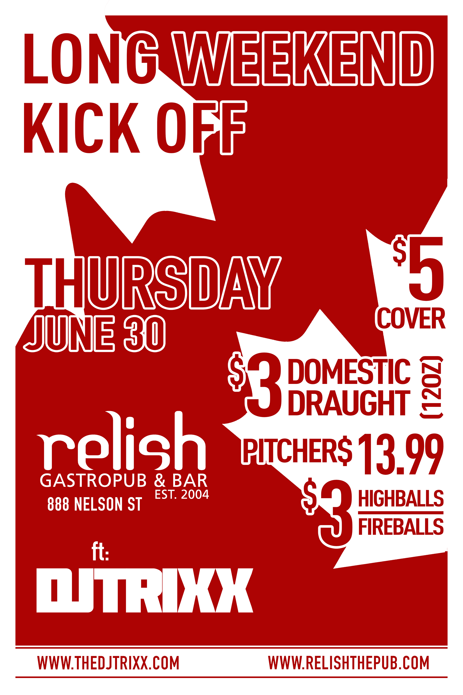 Canada Day Kick Off 2016
