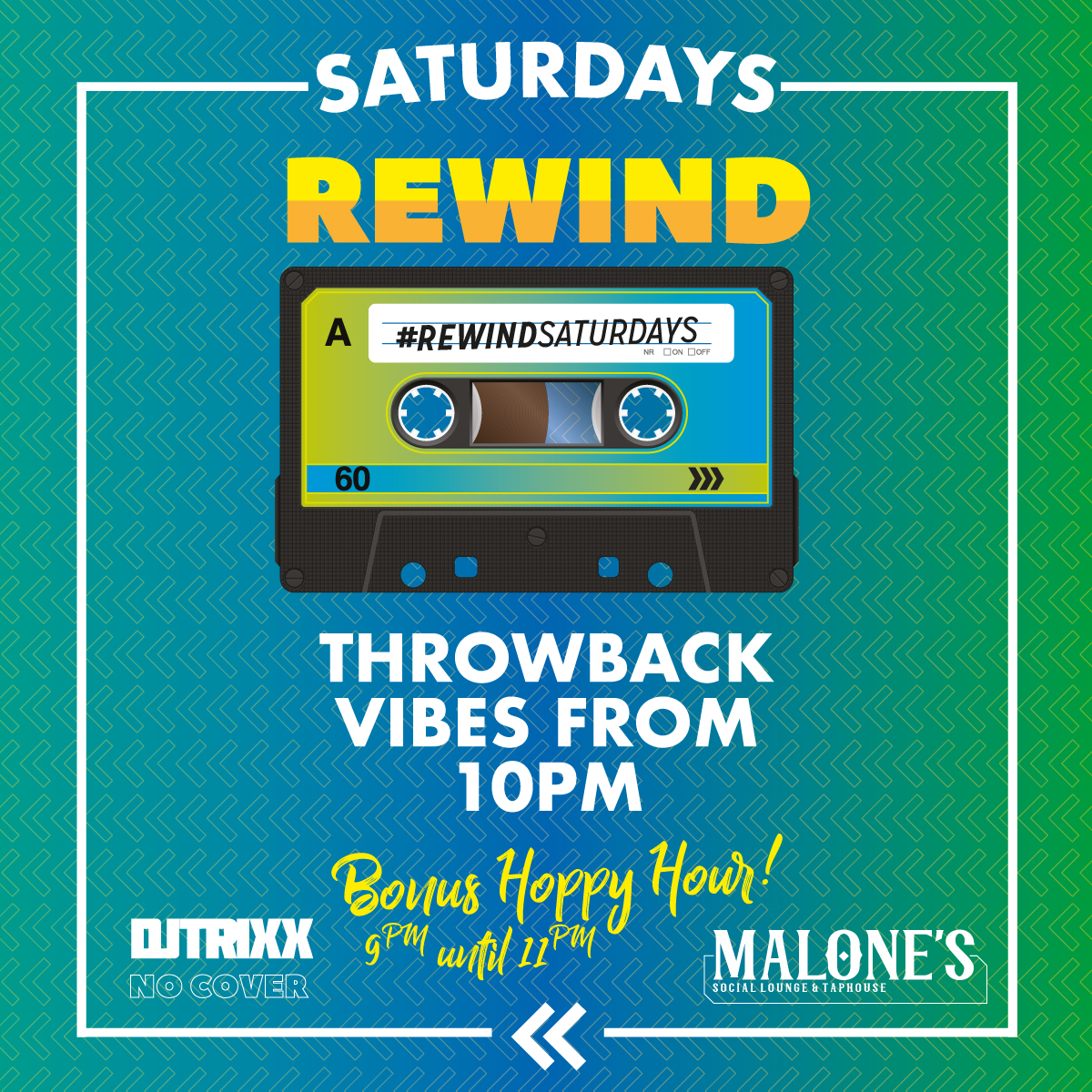 REWIND Saturdays