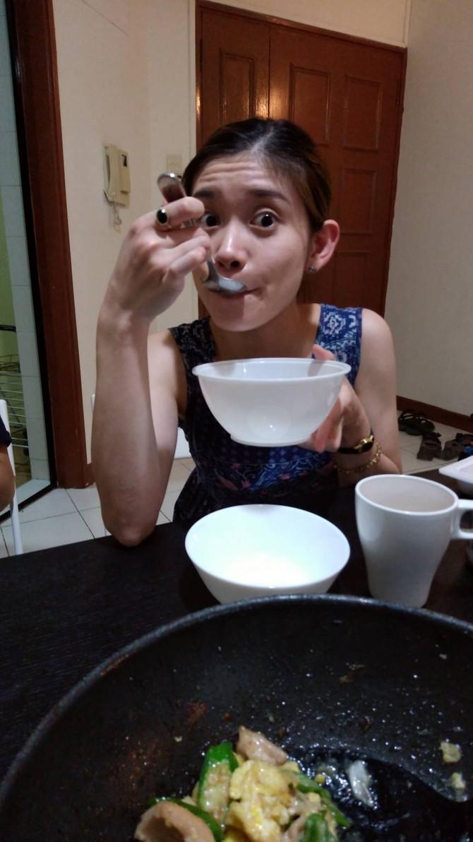 2017.10.16(mon)-10.22(sun) 田中美希恵 in シンガポール