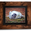 Thumbnail: Rolling Baby Seal - Framed artwork