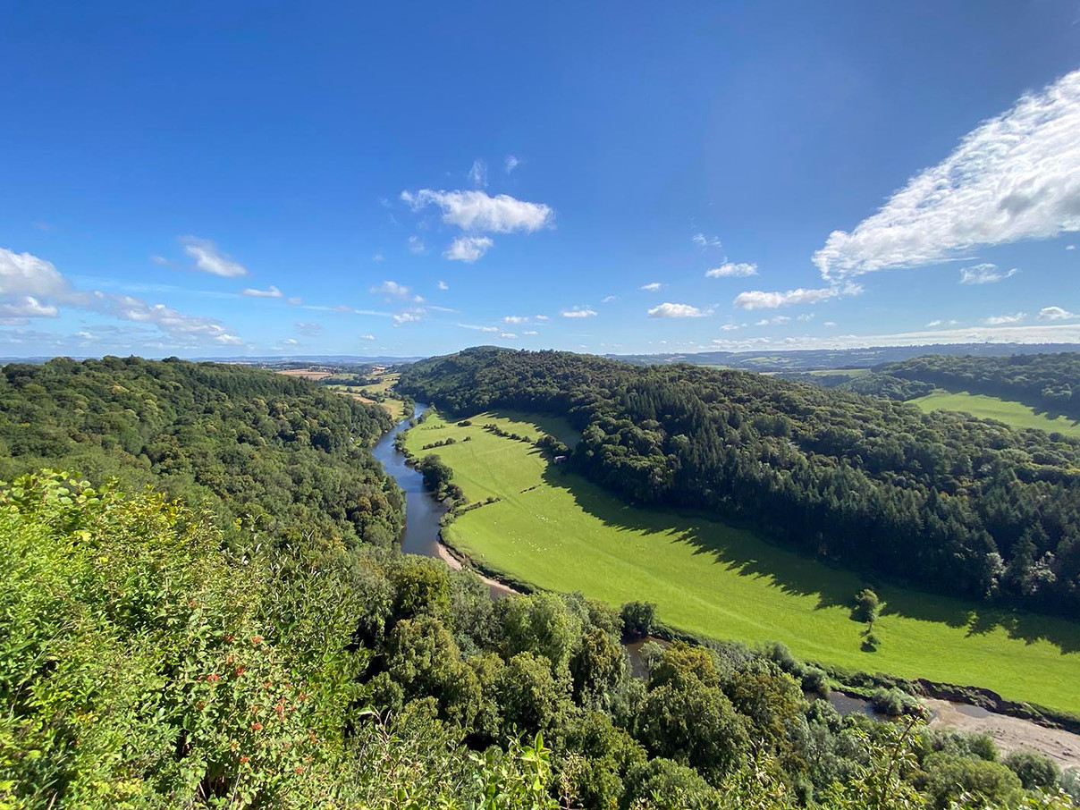 Wye Valley from Symonds Yat