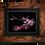 Thumbnail: Roaring Stag - Framed artwork