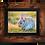 Thumbnail: Baby Binky - Framed artwork