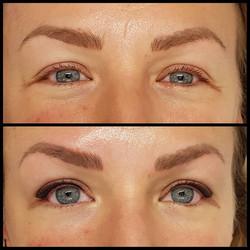 Avancerad eyeliner
