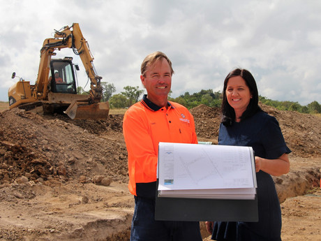 INCREASING DEMAND IN CQ FOR CIVIL CONSTRUCTION FIRM FOUNDED ON QUALITY