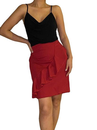 Falda Roja Vuelos