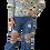 Thumbnail: Pantalón Jean Bastas Anchas Desgastes