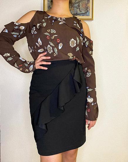 Falda Negra Vuelo