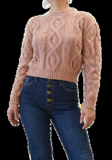 Sweater Rosa Cadenas