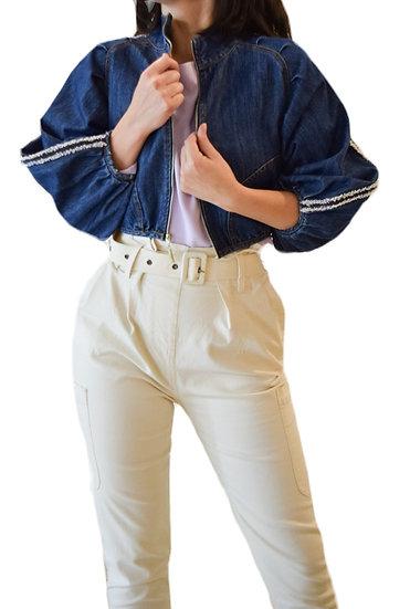 Pantalón Crudo Cinturón