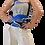 Thumbnail: Blusa Asimétrica Broche de Madera