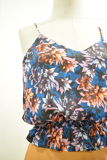 Crop Floral Resorte