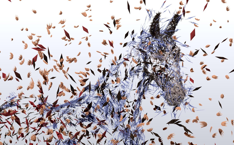 Particle horse concept