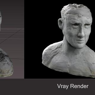 Photogrammetry from own sculpture