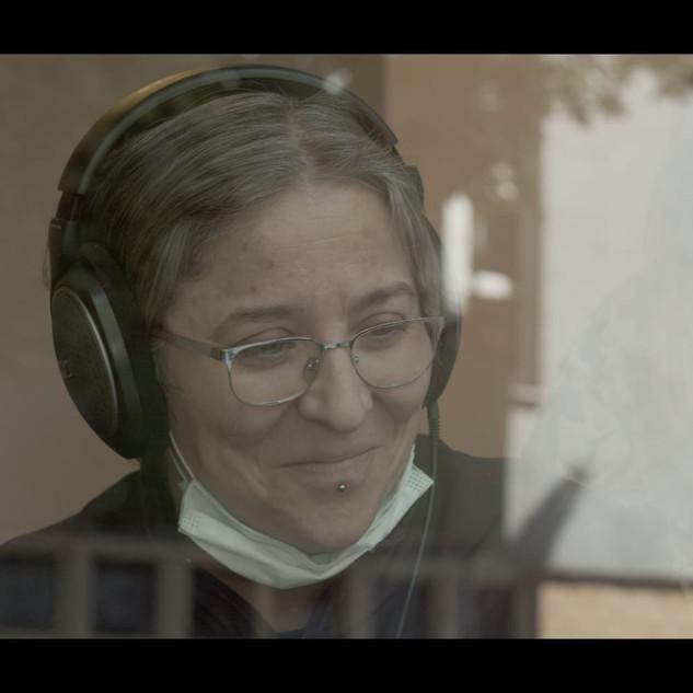 Barbara Lanzarote Ton Aufnahme