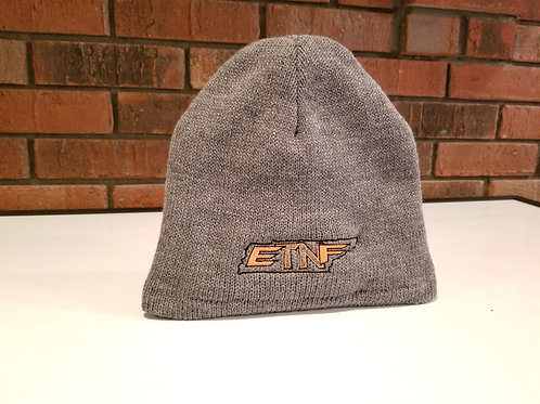 Fleeced Lined Beanie Grey