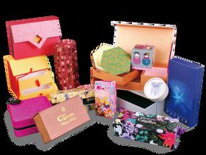 Rigid box,  Gift box