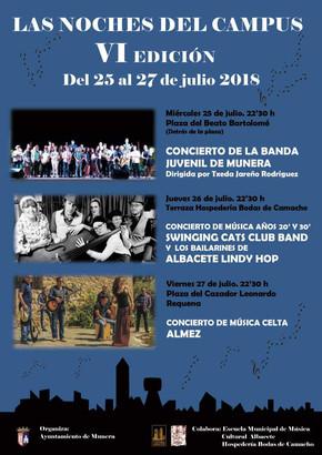 Conciertos de verano de Almez