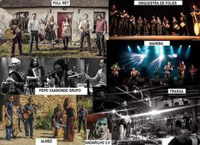 Almez actuará en el 17 Festival Intercéltico de Sendim (Portugal) los días 4 y 5 de agosto