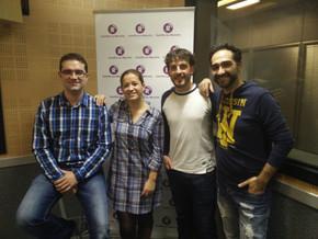 Almez en Radio Televisión de Castilla-La Mancha