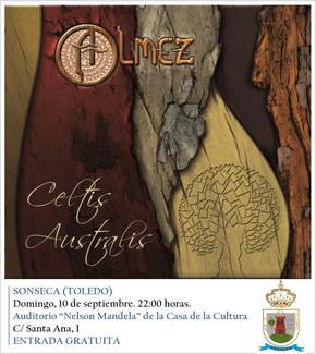 Almez actuará en Sonseca (Toledo) el domingo 10 de septiembre