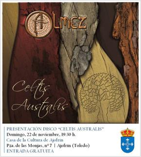Presentación de Celtis Australis en Ajofrín (Toledo)