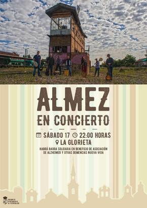 Almez en Fuensalida (Toledo) el sábado 13 de agosto