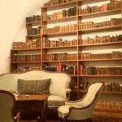 Bibliothek Schloss im Waldviertel