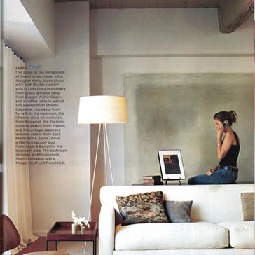 Design Zeitschrift House Beautiful