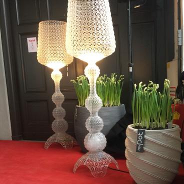Kartell Stehlampe