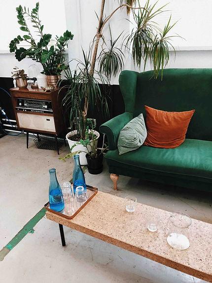 Mid-century modern Design Vienna greener