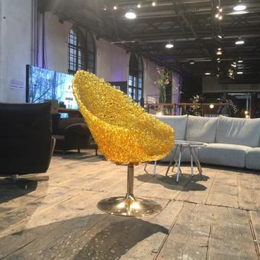 EDRA Swivel Chair