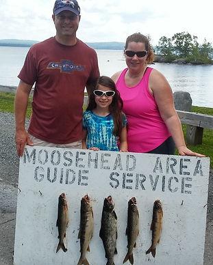 fishing charters maine