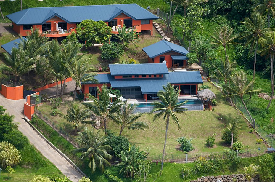 R f rences tahiti polynesia house project for Constructeur maison individuelle tahiti