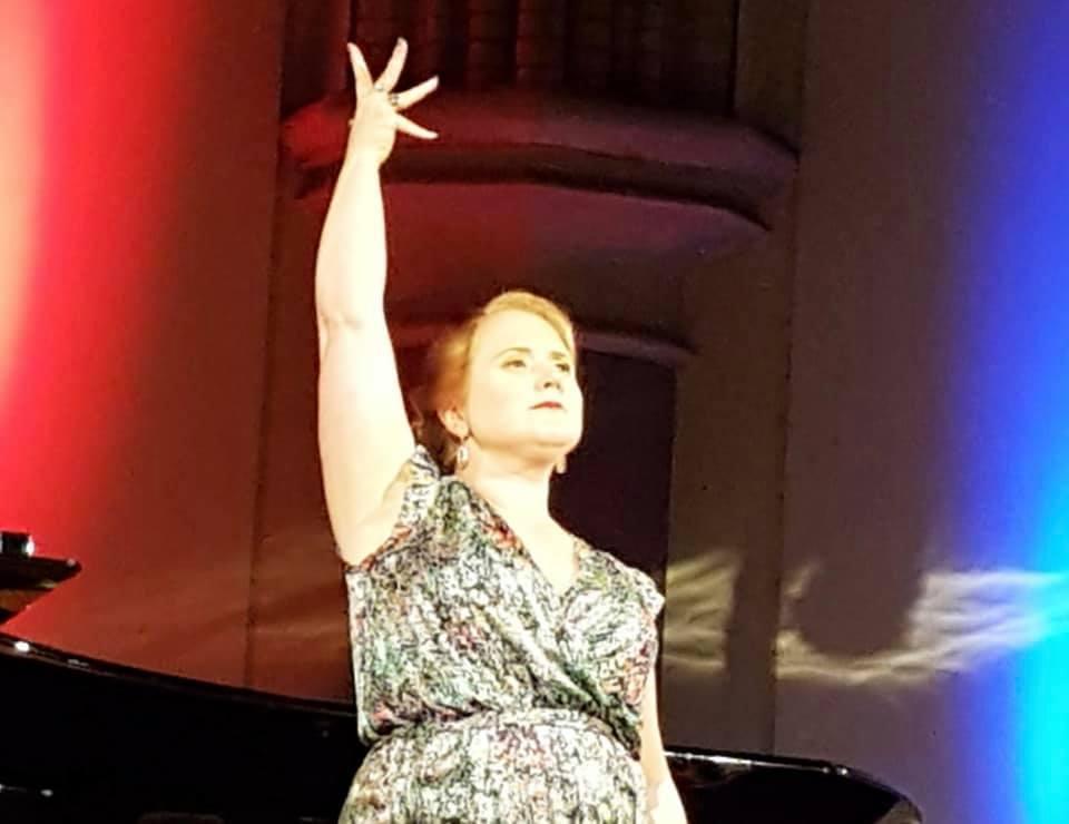 Concert at the Kulturkirche Altona