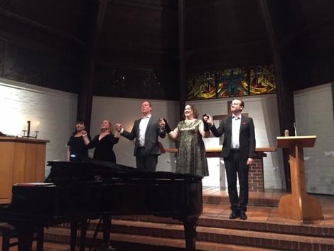 Opera On Tap Hamburg in Concert