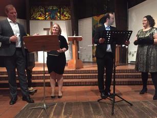 Abendmusik in der Adventskirche