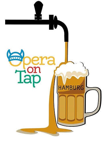Opera On Tap Hamburg Logo