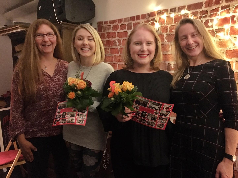 Celebrating Opera On Tap Hamburg's 3 year anniversary!