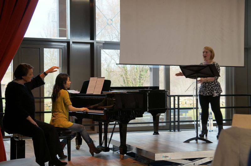 Masterclass with Edda Moser