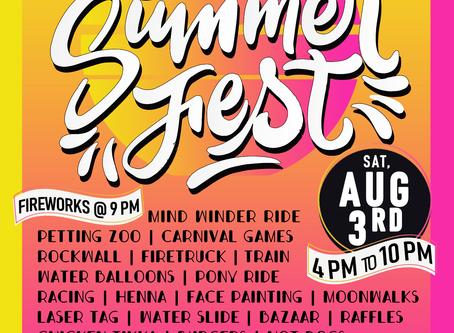 Eid Summer Fest