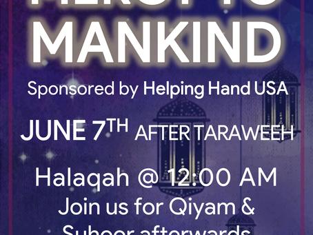 Mercy to Mankind (6/7)