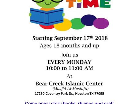 Islamic Story Time