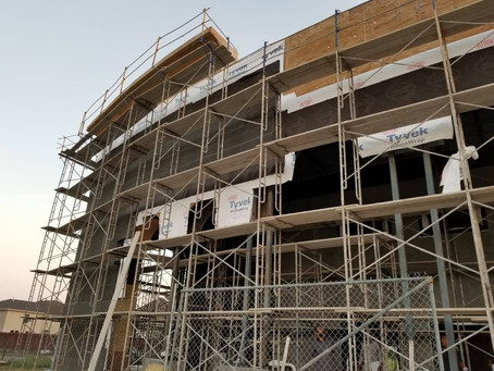 Construction Progress Review Meeting #1