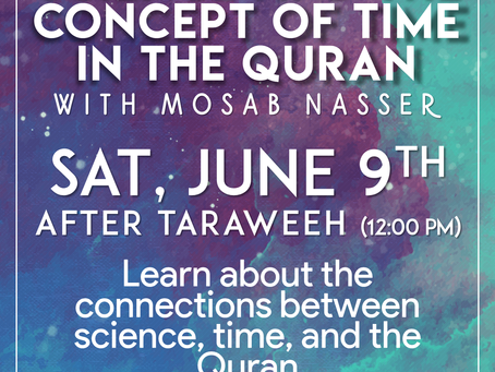 Science and the Concept of Time in the Quran (6/9)