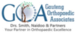 Guateng Orthopaedic Associates logo (cor